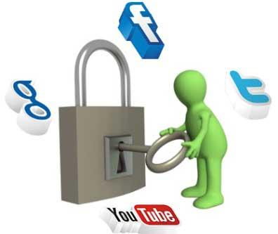 Consejos para tener mayor seguiridad en las redes sociales