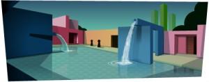Internet: El nuevo doodle hace homenaje al arq. Luis barragán