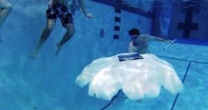 Crearon una medusa robot para vigilar el mar