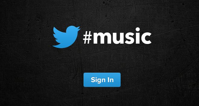 Twitter lanzará una web de música