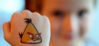 Se enseñará en clases a china con Angrybirds