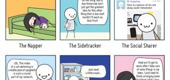 ¿Qué tipo de procrastinador eres?