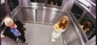 Broma, terror en el ascensor