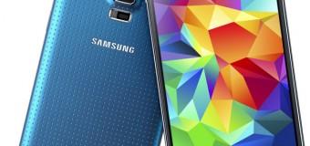 Samsung presenta el nuevo Galaxy S5