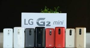 LG presenta el nuevo LG G2 Mini
