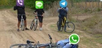 """Whatsapp sufre una """"caída"""" y cunde el pánico mundial"""