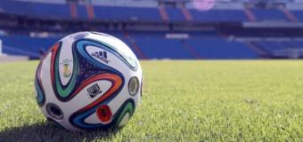 Adidas crea un balón con cámaras integradas