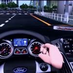 Ford utiliza la realidad virtual para crear y evaluar sus próximos coches