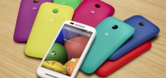 Motorola presenta el Moto E, un nuevo terminal a un precio de tan solo 119 euros