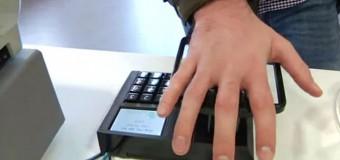 Pagar con la palma de la mano ya es posible