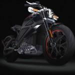 Harley Davidson desarrolla el primer modelo de moto eléctrica