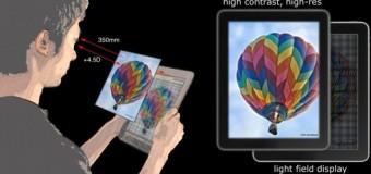 Inventan una pantalla que corrige la visión