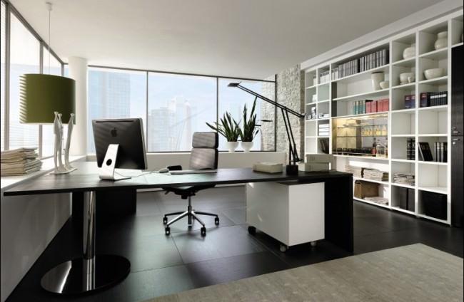 como limpiar la oficina