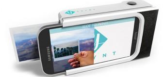 Prynt Case: la carcasa para smartphones que permite imprimir tus fotos