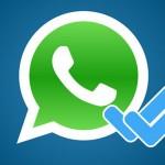 La próxima versión de Whatsapp permitirá desactivar el doble check azul