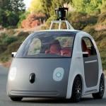 Google presenta el prototipo de su primer coche autónomo