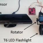 AutoCharge: la lámpara ideada por Microsoft que permite cargar smartphones