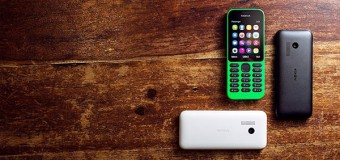 Nokia 215, un móvil por tan solo 29 dólares
