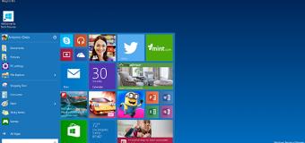 Ya se puede descargar la beta de Windows 10