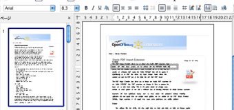 Oracle PDF Import Extension: Software gratuito para editar PDF