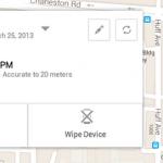 Google te ayuda a encontrar tu smartphone Android