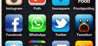 Cuidado con las apps.