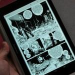 Cada vez se leen más cómics en las tablets