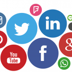 Las 5 redes sociales más utilizadas del mundo